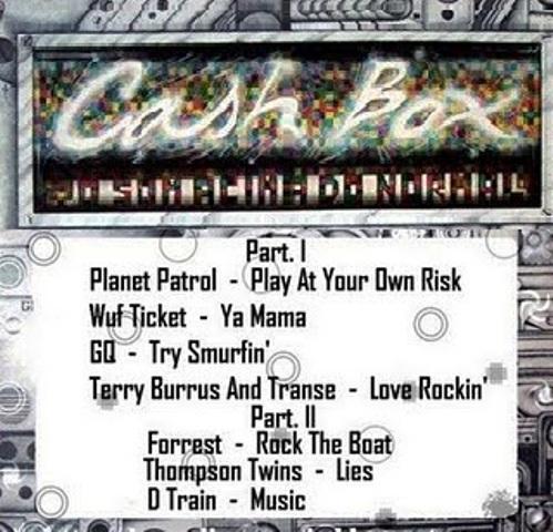 Cash Box – O Som Acima do Normal Vol 02 (1983) | Clássicos