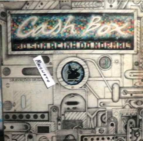 Cash Box - O Som Acima Do Normal Vol 02 frente